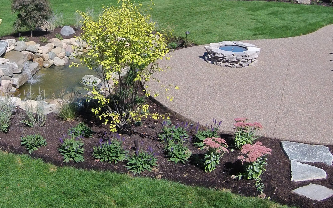 Water Gardens, Ponds and Waterfalls | Landscape Design | Landscaping