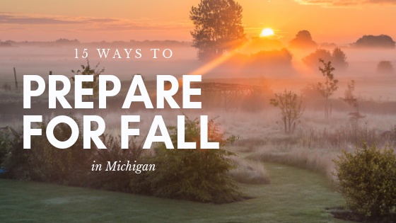 15 Ways To Prepare For Fall