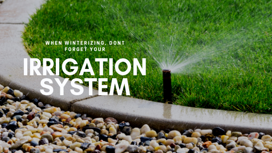 Winterizing Your Property: Irrigation Systems
