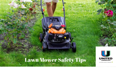 Lawnmower Safety